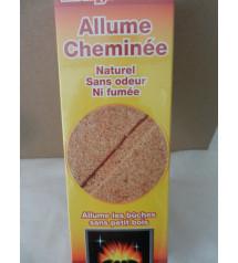 ALLUME CHEMINEE